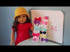 Monthly American Girl Doll Size Finds| Spring Edition - YouTube