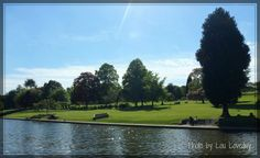 Beautiful photo of Lowndes Park in Chesham by Lou Loveday.