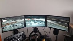 Project CARS triple screen surround