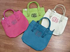 Monogrammed/Personalized Purse by monogramsmandm on Etsy, $32.00