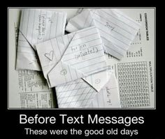 Good Old Days <3