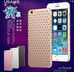 USAMS Star case cover for iPhone 6