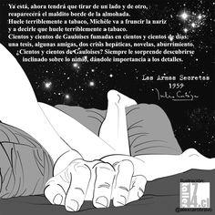 Julio Cortázar - Las Armas Secretas 1959