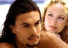 Pin for Later: Just 32 Really Hot Pictures of Jason Momoa From Movies and TV Tempted Here he is looking pensive in this 2003 TV movie. The title requires no explanation.