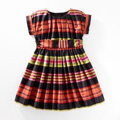 tea: pinata stripe party dress