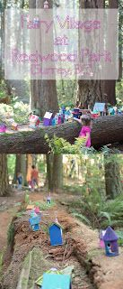 Redwood Park in #SurreyBC is filled with beautiful trees, and a magical fairy kingdom. #TrueSurrey