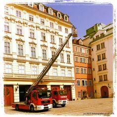 WIENER BERUFSFEUERWEHR AM HOF Vienna, Broadway Shows, Instagram, Photographers