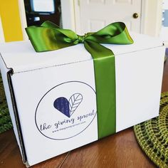 We create perfect gift boxes for you to send to friends and/or loved ones! Gift Boxes, Giving, Sprouts, Personalized Gifts, First Love, Product Launch, Gift Wrapping, Friends, Create