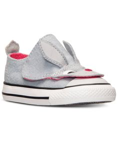 be8b3184b2f877 Converse Toddler Girls  Chuck Taylor All Star Creatures Casual Sneakers  from Finish Line - Kids