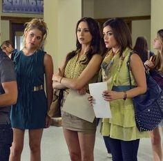 spencer hastings season 3 photos  | ... the Style: Pretty Little Liars Season 3 Episode 1 Fashion [Pictures