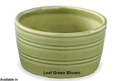 Casual Classics Leaf Green Round Baking Dish