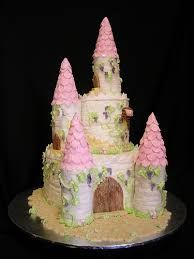 Image result for castle cake
