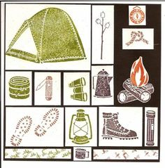 Roughing It Index by galleryindex - Cards and Paper Crafts at Splitcoaststampers