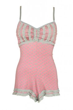 Baby Doll Playsuit by Jools Couture. ON SALE  www.joolscouture.com