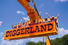 Explore the park with photos, videos, and maps of Diggerland USA, a construction themed adventure park in West Berlin, New Jersey.