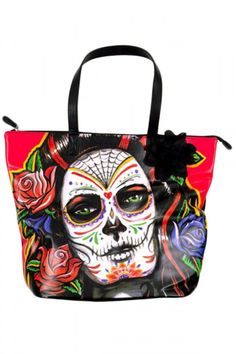 WANT!!!! Rosarito Tote Bag