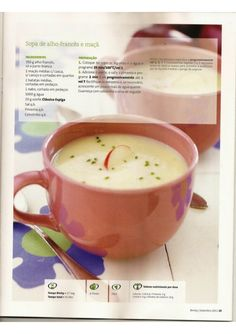 Revista bimby 2011.09 n10 Cheeseburger Chowder, Healthy Recipes, Healthy Food, Make It Simple, Vegan, Cooking, Ethnic Recipes, Books Online, Drinks
