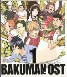 Bakuman an enchanting love story with vibrant chacters 5 stars