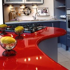 red kitchen counter top my aunt had a red formica counter in her farmhouse kitchen architecture awesome kitchen design idea red