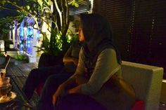 candid pict taken by Rere