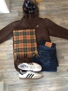 Football Casual Clothing, Football Casuals, Adidas Originals, Terrace, Streetwear, Dresser, Men's Fashion, Casual Outfits, Hipster