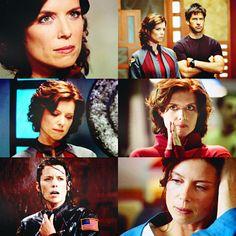 Elizabeth Weir    Stargate Atlantis    Torri Higginson    Stargate