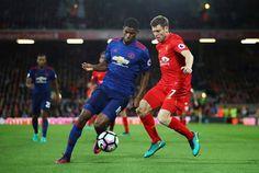 PL Liverpool vs Manchester United 0-0,  James Milner