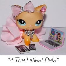 Littlest Pet Shop CLOTHES LPS Accessories Skirt Bow *CAT/DOG NOT INCLUDED*