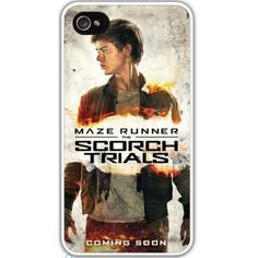 The Maze Runner Phone Case by FandomStore on Etsy
