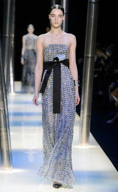 Armani Privé - Haute Couture Primavera-Verano 2015 - www.so-sophisticated.com
