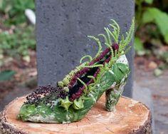 Botanical Shoes by Francoise Weeks
