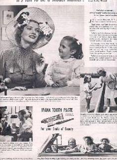 1948 Ipana Toothpaste     ad (# 1614)
