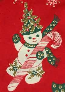 Vintage Christmas Tree Skirt Red Felt And Gold Lettering Snowman I Have This Exact It Was My Grams From When Mom A Child