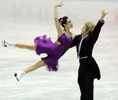 "Tessa and Scott may have won worlds, but ""Die Fledermaus"" won people's hearts."
