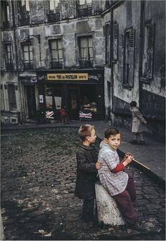Paris 1955... Celui de mon enfance...