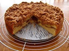 Panera Bread Restaurant Copycat Recipes: Cinnamon Crumb Coffee Cake