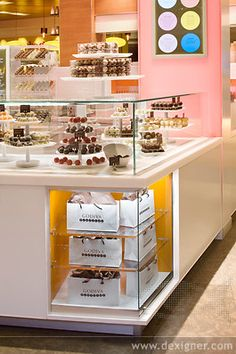 Godiva Truffle Express Chocolate Kiosk