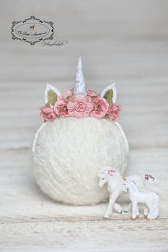 unicorn headband, unicorn, newborn, newborn headband, newborn unicorn headband, magic, fantasy, photo prop, photo session, first photo by OhDearAccessories on Etsy
