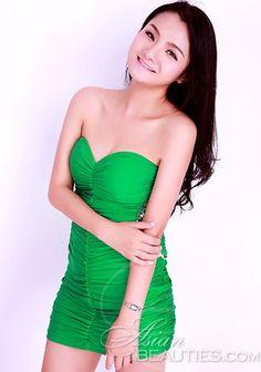 Namoro mulher mulher asiática;  belíssimas fotos: Haiyan