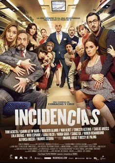 Incidencias (2015) - FilmAffinity