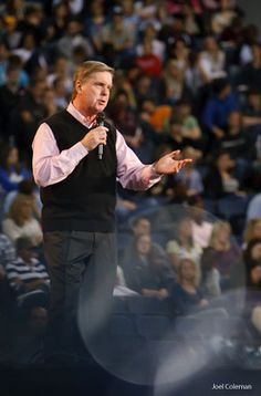 Jim Cymbala speaks at Good Friday convocation | Liberty University