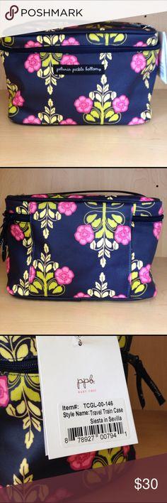 Petunia Pickle Bottom Travel Train Case Siesta Petunia Pickle Bottom Travel Train Case Siesta in Sevilla Petunia Pickle Bottom Bags Baby Bags