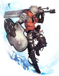 sword man, seunghee lee on ArtStation at http://www.artstation.com/artwork/sword-man