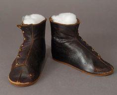 Bebe Boots from carmeldollshop on Ruby Lane