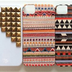 Really love the studded case :)