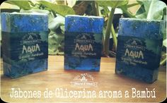 Jabón aroma a bambú -Blend & Wear- Handmade Soaps, Facial, Personal Care, Glycerin Soap, Soaps, Facial Treatment, Self Care, Facial Care, Personal Hygiene