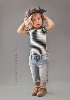 oh my gosh, if I ever have a lil girl, she's gonna look like this