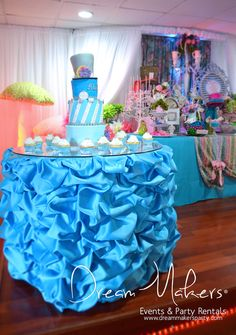 Alice in Wonderland Quinceañera Party Ideas | Photo 19 of 40 | Catch My Party
