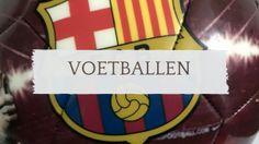 voetballen, Een blog over sporten kiezen.