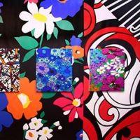 29 House of Rainbow - NZ artist Reuben Paterson Maori Art, Boards, Rainbow, Artists, Models, Pattern, House, Painting, Planks